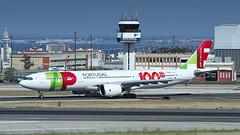 IMG_7089 TAP Air Portugal A330-941 CS-TUI (Olivier_Pirnay) Tags: lisbon lppt tapairportugal airbus a330941 cstui neo 100th