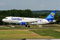 D-AICF (PlanePixNase) Tags: hannover aircraft airport planespotting haj eddv langenhagen condor airbus 320 a320