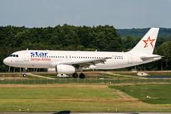 D-AXLA (PlanePixNase) Tags: hannover aircraft airport planespotting haj eddv langenhagen stargermanairlines star airbus 320 a320