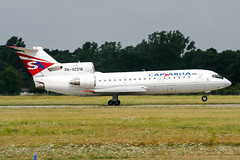 RA-42316 (PlanePixNase) Tags: hannover aircraft airport planespotting haj eddv langenhagen saratov saravia yak 42 yakovlev яковлев як42 yk42