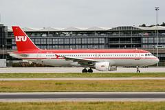 OE-LTU (PlanePixNase) Tags: hannover aircraft airport planespotting haj eddv langenhagen ltu airbus 320 a320