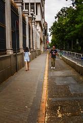 madrid (_tonidelong) Tags: madrid españa spain summer verano paseo walking vanishing point punto de fuga people gran via terraza rooftop sunset night afternoon atardecer tarde noche anochecer 2019