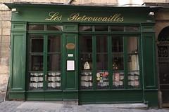 Les Retrouvailles (just.Luc) Tags: restaurant windows ramen vensters fenster fenêtres green vert groen grün verde france frankrijk frankreich francia frança lyon auvergnerhônealpes lione europa europe