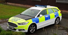 North Wales Police Mondeo Estate Dog Unit DK18 EUT (sab89) Tags: north wales police mondeo estate dog unit dk18 evt