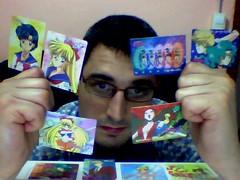 Bishoujo Senshi Sailor Moon S - Mini Trading Cards Nº 1, 2, 3, 4, 6, 9, 18, 20, 22, 41 / Mini Cartas (Juliominako) Tags: magical girl mahou shoujo transform henshin attack full episode movie live action pretty guardian bishoujo senshi sailor moon crystal mars venus jupiter mercury uranus neptune pluto saturn star healer maker fighter chibi heart new power make prism cosmic eternal tuxedo mask luna artemis crisis usagi serena princess love anime manga opening ending minako makoto haruka michiru setsuna chibiusa hotaru group kamen special ova amv tiara planet ami rei black act outer inner starlight cosmos galaxia