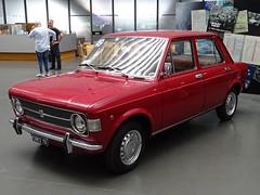 1971 Fiat 128 (harry_nl) Tags: italia italy 2019 torino turin museonazionaledellautomobile fiat 128