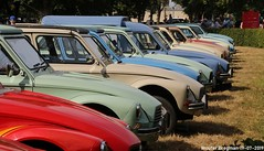 Citroën Dyane (XBXG) Tags: citroën dyane citroëndyane acadiane aca célébrationcentenairedecitroën célébration centenaire 2019 lafertévidame 28 eureetloire eure et loire france frankrijk vintage old classic french car auto automobile voiture ancienne française vehicle outdoor