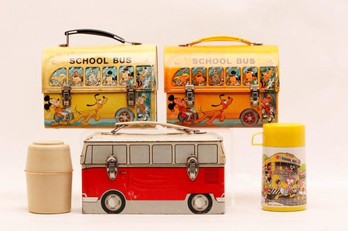 VW  Bus Vintage Lunchbox ($190.40)