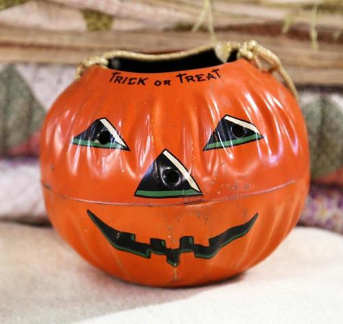 Halloween Jack-O-Lantern Lithograph ($89.60)