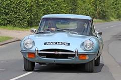 1969 Jaguar 2+2 E Type (Roger Wasley) Tags: 1969 jaguar 22 e type classic car vehicle gloucestershire