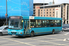 Arriva 2600 CX06 BKE (johnmorris13) Tags: arriva 2600 vdl sb200 wrightbus wrightcommander bus cx06bke