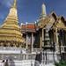 Templo del Buda de Esmeralda (Wat Phra Kaew), Bangkok, Tailandia