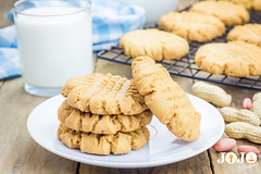 Peanut Butter Cookies Recipe (jojorecipes) Tags: peanutbuttercookies food foodideas snacks recipes americanfood cook cooking yummy tasty jojorecipes