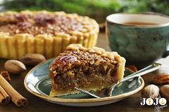 Pecan Pie Recipe (jojorecipes) Tags: pecanpie food foodideas desserts easydesserts recipes americanfood cook cooking yummy tasty jojorecipes