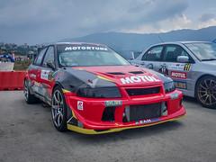 Evo (m.hoayek) Tags: evo evolution mitsubishi rally red car motor motorsport tune motortune speed test fast motul vehicule cooler yellow