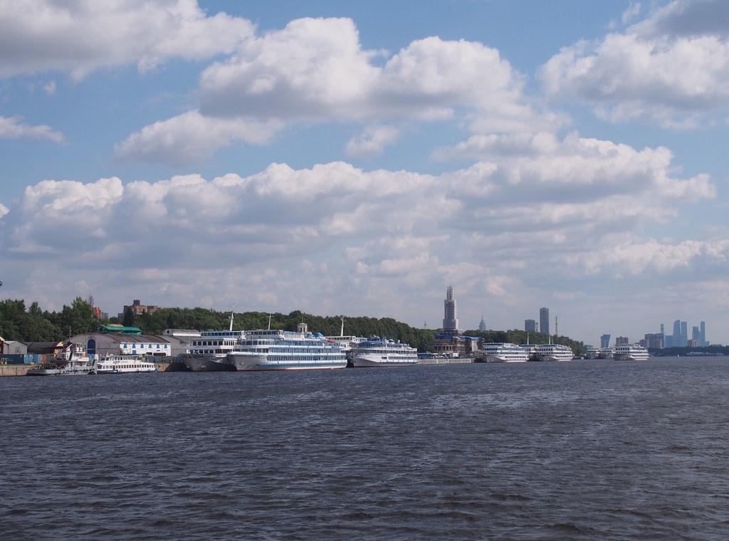 фото: Химкинское водохранилище