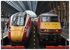 Azuma Kings Cross 31/07/20 (Mark's Train pictures) Tags: