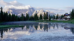 Lago d'Antorno (Lux Aeterna - Eternal Light) Tags: