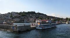 The harbour , Lake Ohrid , Macedonia (singingdaisy) Tags: lake ohrid macedonia