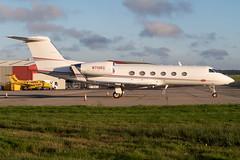 N710EC - Gulfstream IV (andrewtobin888) Tags: gulfstream aberdeenairport abz bizjet