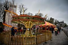 Carnival Carousel at Kilkenny Castle - Kilkenny Ireland (mbell1975) Tags: kilkenny countykilkenny ireland carnival rides castle ie éire eire airlann poblacht na héireann irland irlanda irlande irish ride fair fest carousel