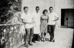 FNM UB (moacirdsp) Tags: fnm ub class 69 faculdade nacional de medicina universidade do brasil praia vermelha rio janeiro rj 1964