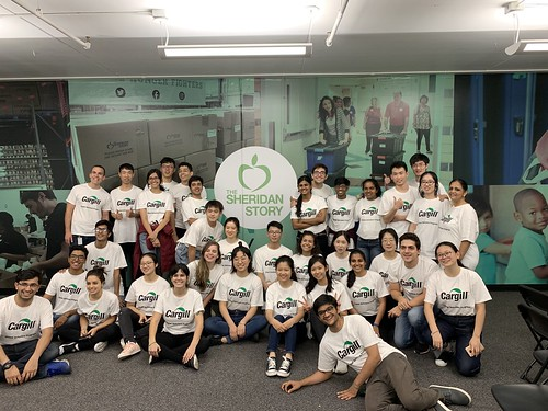 Cargill Global Scholars Packing Event-PM Group 07/31/19