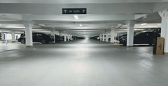 Endless Garage (Eric Kilby) Tags: garage parking underground