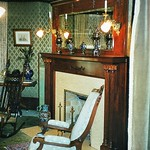 Grand Rapids  Michigan  - Ralph Voigt House and Museum  - Heritage Hill -  Period  Living Room thumbnail