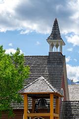 Canmore Religious Building (Bracus Triticum) Tags: canmore religious building キャンモア アルバータ州 alberta canada カナダ 7月 七月 文月 shichigatsu fumizuki bookmonth 2019 reiwa summer july