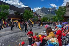 Canmore Canada Day Parade 2019 Stetsons 1 (Bracus Triticum) Tags: canmore canada day parade 2019 stetsons キャンモア アルバータ州 alberta カナダ 7月 七月 文月 shichigatsu fumizuki bookmonth reiwa summer july