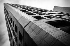 (靴子) Tags: 黑白 單色 街頭 街拍 建築 結構 線條 bw bnw street streetphoto city xt2 fujifilm