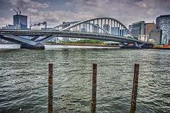 築地大橋 III (jun560) Tags: 東京 勝どき 勝鬨橋 築地大橋 hdr qqq