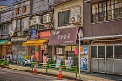 越路 (jun560) Tags: 東京 勝どき 勝鬨橋 築地大橋 hdr