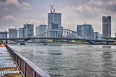 築地大橋 IV (jun560) Tags: 東京 勝どき 勝鬨橋 築地大橋 hdr
