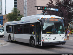Winnipeg Transit #353 (vb5215's Transportation Gallery) Tags: winnipeg transit 2018 new flyer xd40 xcelsior