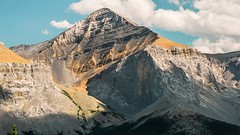 Mount Glasgow (Somewhere in the Mountains) Tags: canada alberta landscape hiking mountains nature