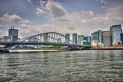 築地大橋 II (jun560) Tags: 東京 勝どき 勝鬨橋 築地大橋 hdr