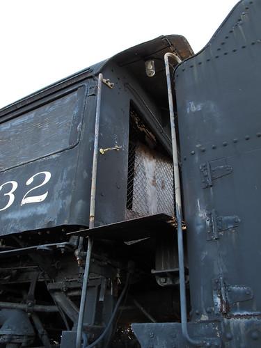 C&O Kanawha Class Locomotive #2732