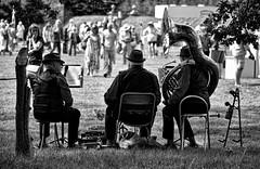 Oompah (@WineAlchemy1) Tags: oompah band tuba horn huttonintheforest potfest cumbria lakedistrict monochrome blackandwhite nerosubianco noiretblanc blancoynegro ceramics pottery music street jazz trio ragtime