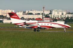 Gulfstream G IV(SP) - N89888 - s/n 1306 (French Frogs Pix ✈) Tags: avion aircraft plane aviation gulfstream g4 biz bizjet n89888