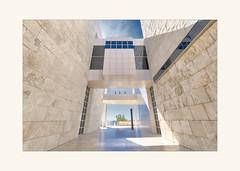 Crossway (gerla photo-works) Tags: richardmeier gettycenter losangeles architecture architektur art atrium