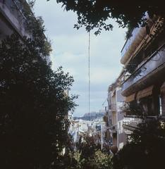 from Athens hills (Vinzent M) Tags: brillant heliar 75 zniv voigtländer kodak portra athen athens greece αθήνα ελλάσ