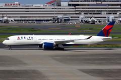 Delta Air Lines   Airbus A350-900   N503DN   Tokyo Haneda (Dennis HKG) Tags: aircraft airplane airport plane planespotting skyteam canon 7d 100400 tokyo haneda rjtt hnd delta deltaairlines dal dl usa airbus a350 a350900 airbusa350 airbusa350900 a359 n503dn