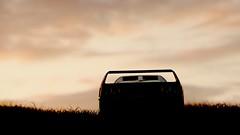 Silhouette (Diesel46thedoc) Tags: enzoferrari ferrari f40 forza supercar gt motorsport fh4 forzahorizon forzatography