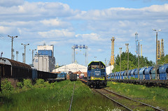 SM42-1237 | Szczecin Port Centralny SPD31 [PL] (sewoo.spotter) Tags: srobka port hafen elewator elewatot eletator elewatorewa sm421237 sm42 6dg pkpc plpkpc pkpcargo pkp laudepl laude dbportszczecin spd31 szczecinportcentralny szczecin stettin szczecinport szczecinportcentralnyspd31 kox srobko kiosk zachodniopomorskie nw bulkterminal szczecinbulkterminal baba czeskiebułgarskieczechosłowackogórnicze tb1