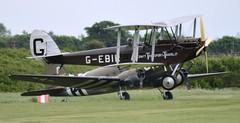 de Havilland DH51 G-EBIR (2) (Fleet flyer) Tags: dehavillanddh51gebir dehavillanddh51 dehavilland oldwarden shuttleworthcollection biplane