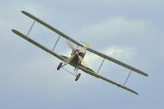 de Havilland DH51 G-EBIR (Fleet flyer) Tags: dehavillanddh51gebir dehavillanddh51 dehavilland biplane shuttleworthcollection oldwarden