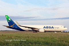 B767-316F(ER) PR-ABB ABSA CARGO\LATAM CARGO (shanairpic) Tags: jetairliner cargo freighter b767 boeing767 shannon latam absacargo prabb