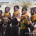 Turkana village women